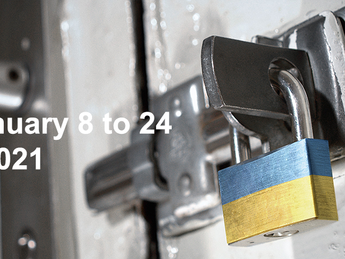 From December 19, new restrictions were applied throughout Ukraine.