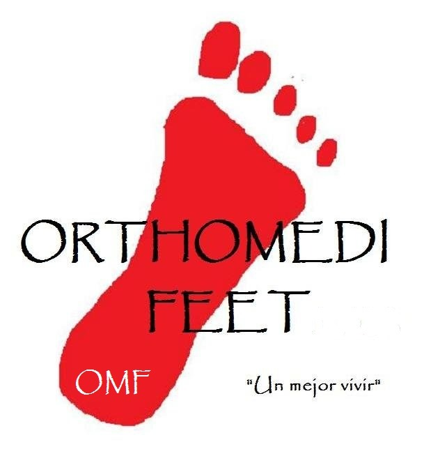 Silla de ruedas Orthomedi Feet