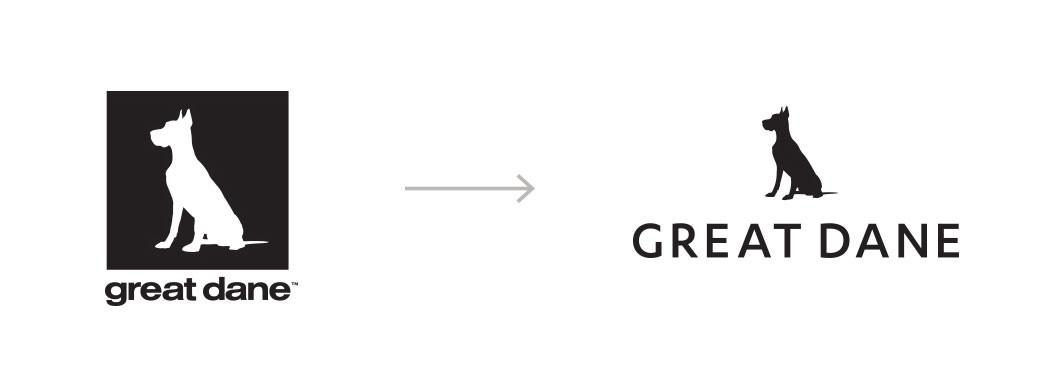 Great-Dane-logo-design-transformation.jp