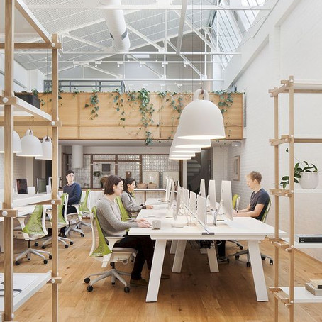 The Social Workspace