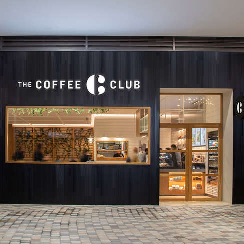 The Coffee Club