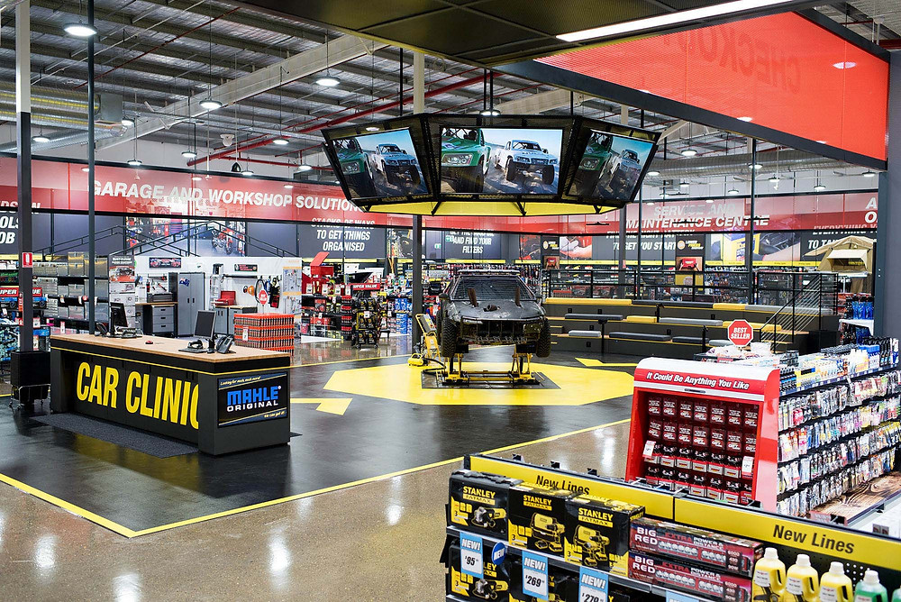 A new way to shop at SuperCheap Auto