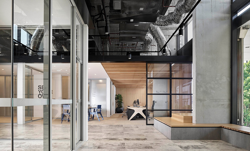 McCartney Design wins silver in Interior Design - Co-Working and Studio Space DrivenXDesign awards