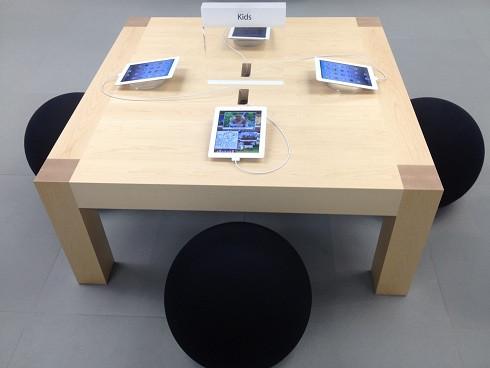 Apple retail design