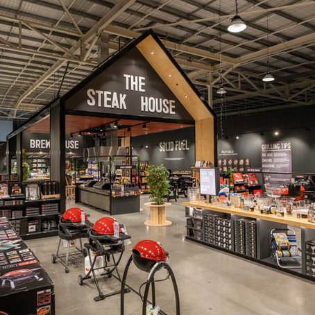 Large Format Retail - No More Boring Stores!