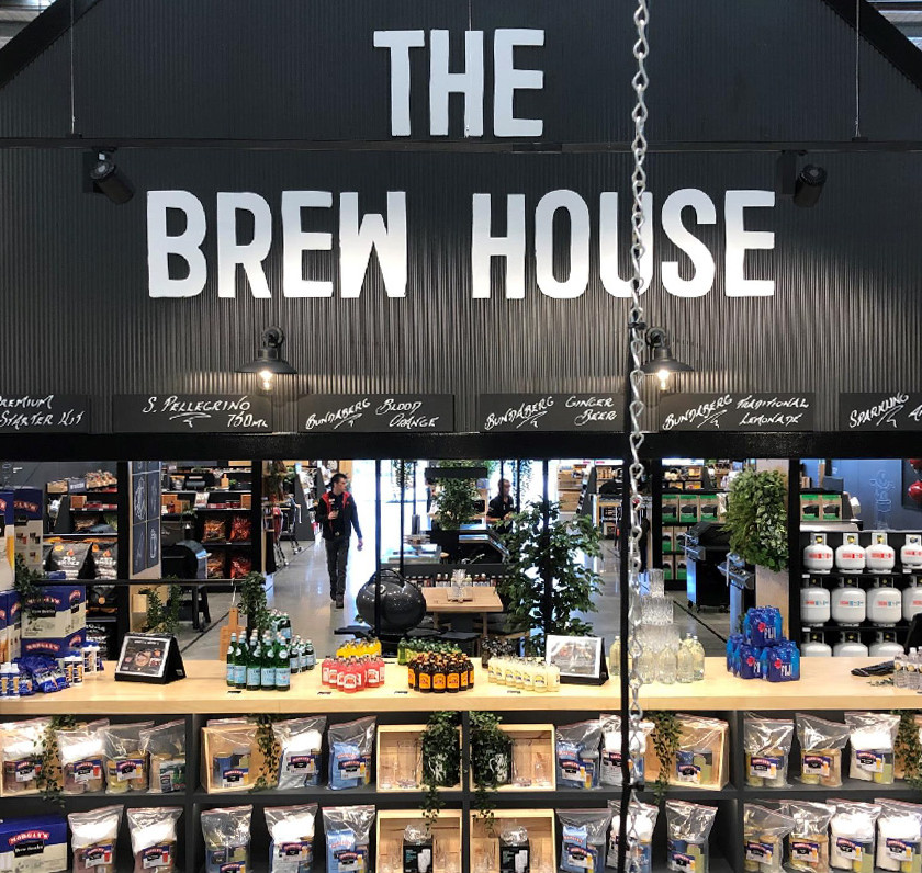 The Brew House, Barbeques Galore