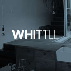 Whittle brand design project by McCartney Design