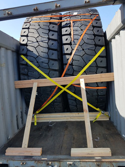 OTR TIres _ container stuffing