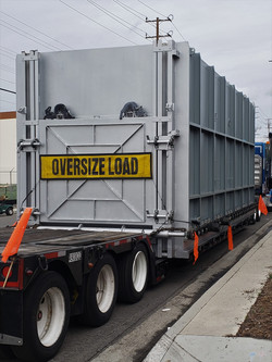 OOG and Heavy Transloading