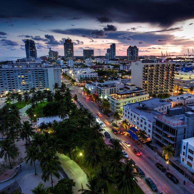 Weekend Escape to South Beach Miami
