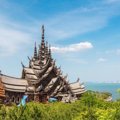 Visit a Sanctuary in Thailand