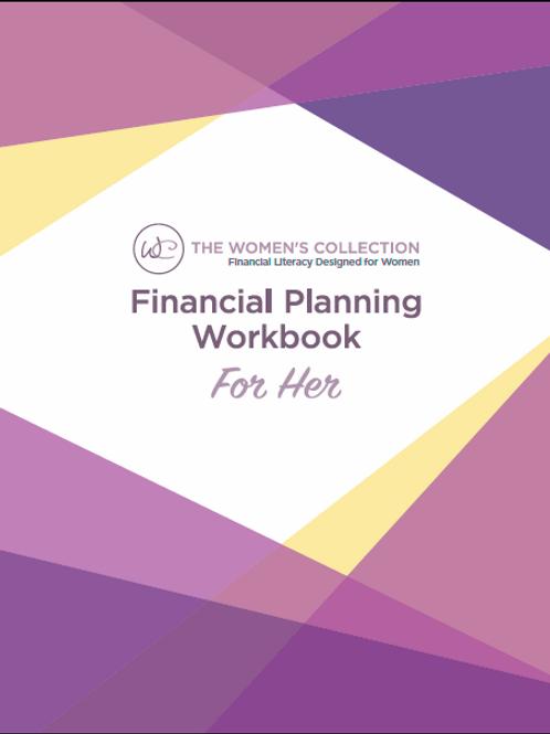 Financial Planning Workbook + Editable Templates