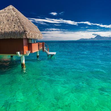Honeymoon or Romantic GetAway in Bora Bora
