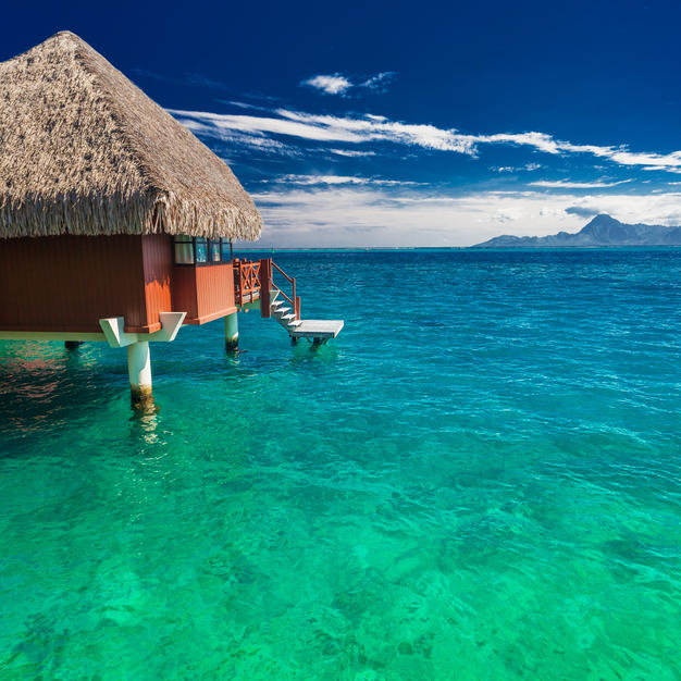 Honeymoon or Romantic GetAway in Bora Bora