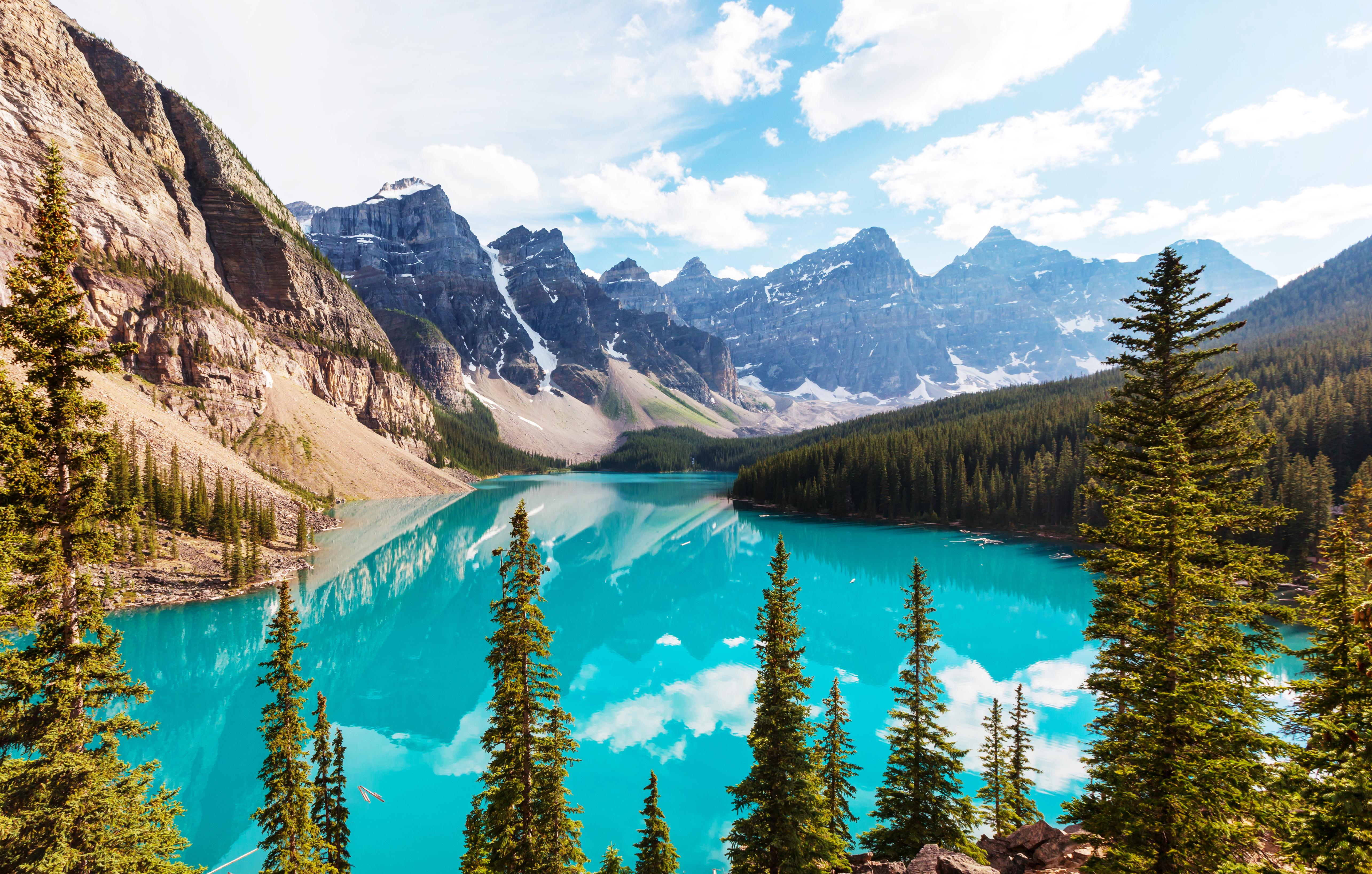 Moraine Lake Alberta