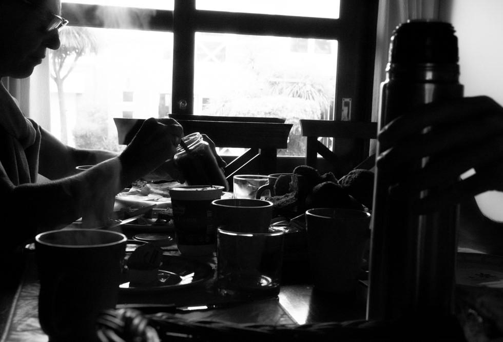 Breakfast, Miramar - Dec 2018