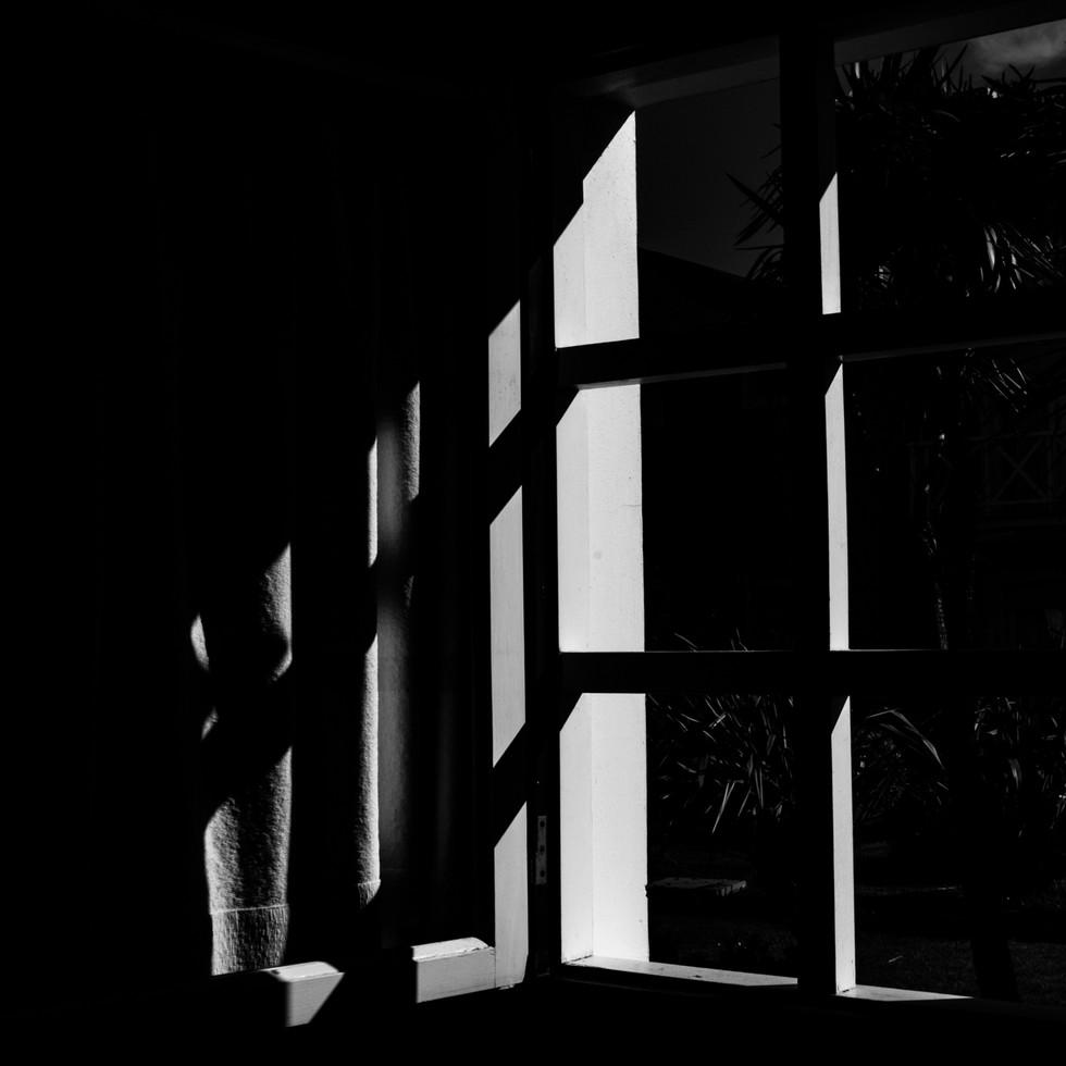 Morning shadows, Miramar - Dec 2018