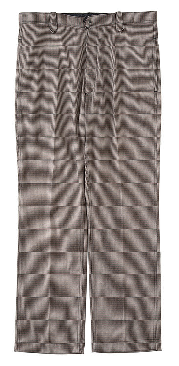 <Pre Sale 30%OFF>saby COWBOY TROUSERS - Houndstooth check -