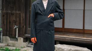 "GENKOTSU CREATE(ゲンコツクリエイト)2020年秋冬コレクション""哀燦燦""を発表。"