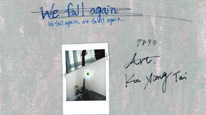 """We fall again"" Tee 発売で話題を呼んだ、枠に囚われない先鋭的なアーティスト Ku Xiong Tai 発売記念インタビュー"