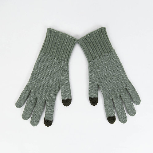 PORTVEL KNIT GLOVE-LightGreen