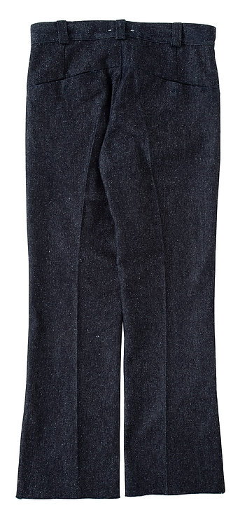 saby Pantalon  - Silk denim