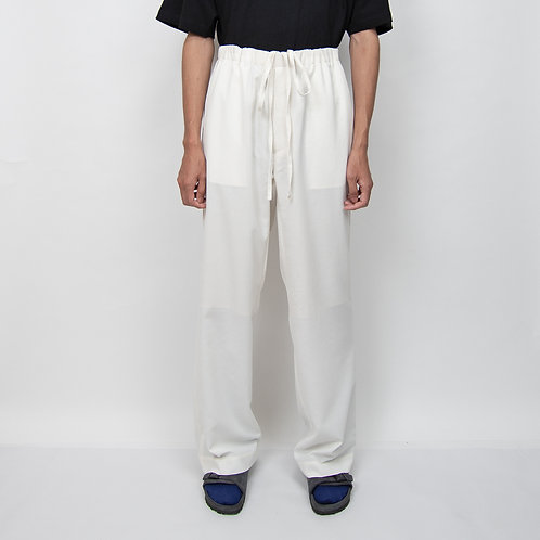 PORTVEL EASY PANTS - Ivory
