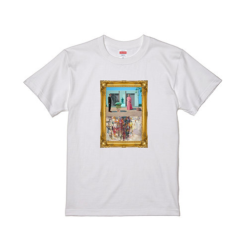 "NOUVERTEmagazine×The Art Institute of Chicago Tee ""002"""