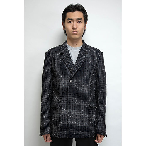 NULABEL CM1YOK42 Fall/Winter 2020 TAILORED JACKET (Reflector Tweed)