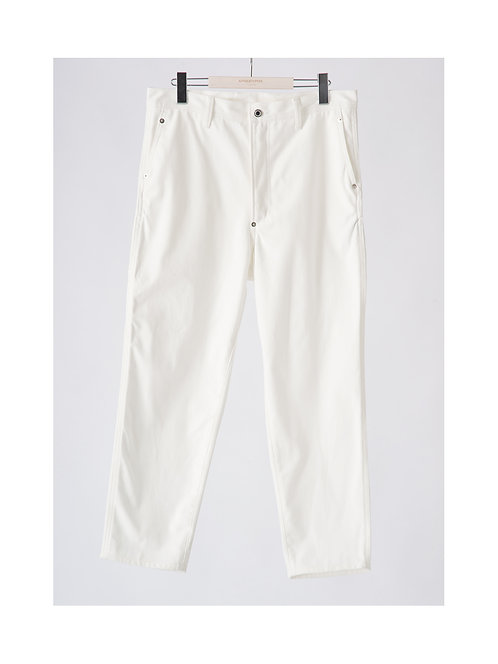 <Pre Sale 20%OFF>APOCRYPHA. Dack Carpenter Pants - White