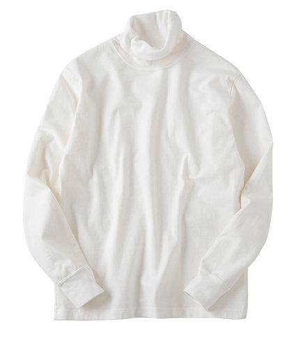 saby HIGH NECK SHIRTS - White