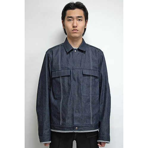 <Pre Sale 30%OFF>NULABEL CM1YOK42 Fall/Winter 2020 DENIM TRACKER JACKET