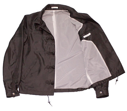 GENKOTSU CREATE KANG-Fu RIGHT COACH JACKET-BLACK