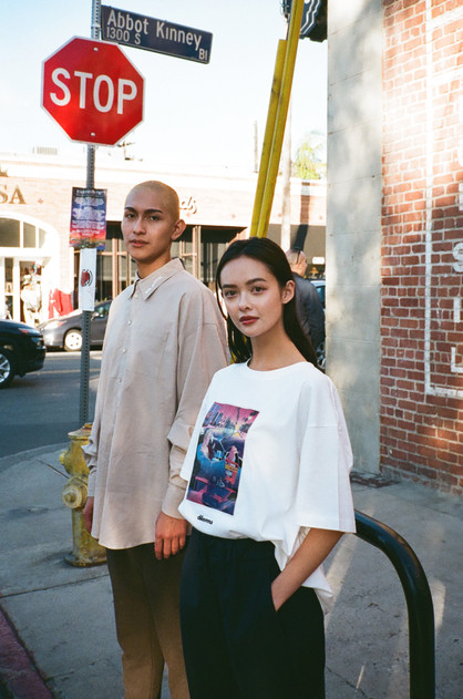 """dilemma(ダイレマ) 2020 AUTUMN/WINTER COLLECTION """"MR.MOTEL"""""""