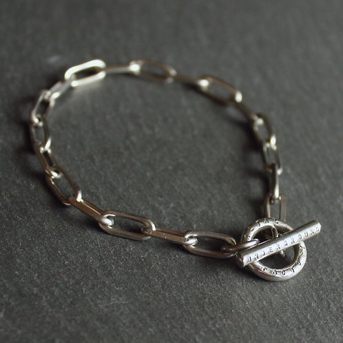 UNDERGROUND METAL FACTORY Chain Bracelet #Type2