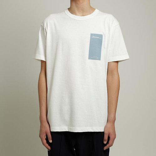 Dilemma 19SS Logo Tshirt - White