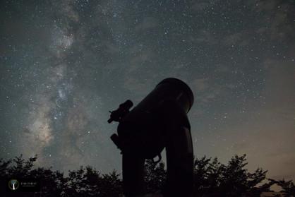 平成が終わる瞬間=新しい時代が始まる瞬間を、星空を眺めながら過ごす。