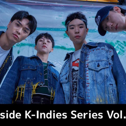 SE SO NEON, ADOYらに続く韓国実力派バンド The Black Skirts、SURL、OurRが7インチレコードを3タイトル同時リリース決定!!