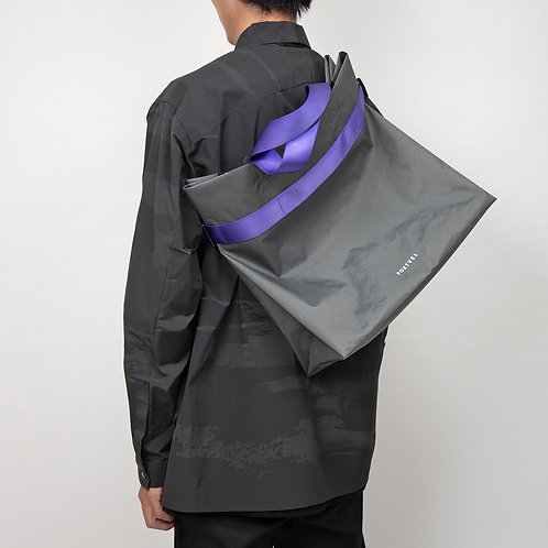 "PORTVEL TOTE BAG ""X-PAC™ - Grey"