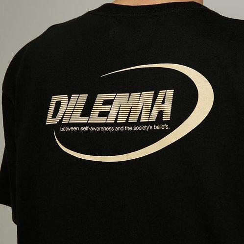 Dilemma 19SS Logo Tshirt - Black
