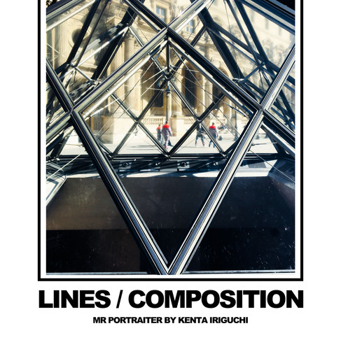 "MR PORTRAITER by KENTA IRIGUCHIによる写真展""LINES / COMPOSITION""が、東京 原宿にあるoffs galleryにて開催。"