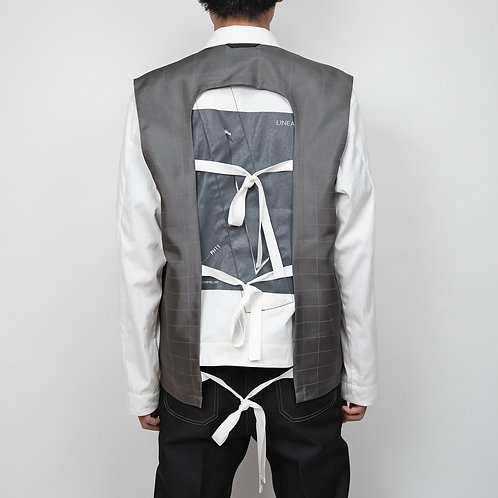 PORTVEL REFLECTOR TWILL C-1 VEST