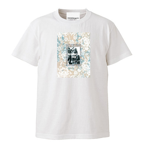 """<Pre Sale 40%OFF >NOUVERTEmagazine S/S Tee """"FN SCAR"""" by Ku Xiong Tai - WHITE"""
