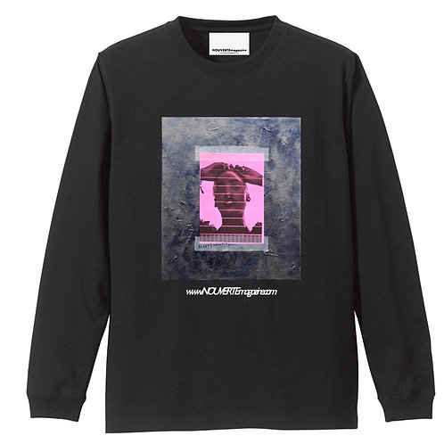 "<Pre Sale 40%OFF >NOUVERTEmagazine L/S TEE ""Sexual identity"" No002 by Kazuki"