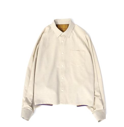 elephant TRIBAL fabrics Coat liner docking shirt
