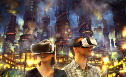 西野亮廣の著書『えんとつ町のプペル』VR作品に、日本初の「移動式VR映画館」が誕生!