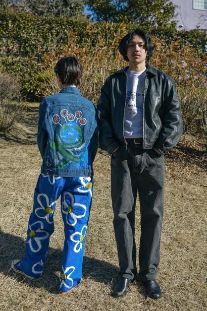 """下北沢の外れにOPENしたニッチな古着屋 """" PGB store """"が、グラフィックアーティスト """" Neam """" と【NOMAD】をテーマにポップアップを開催"""