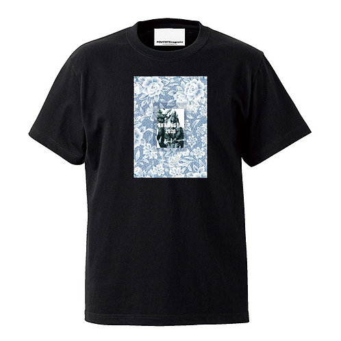 "<Pre Sale 40%OFF >NOUVERTEmagazine S/S Tee ""FN SCAR"" by Ku Xiong Tai - BLACK"