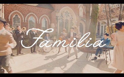 """sumika、ニューアルバムから家族をテーマにした""""Familia""""Music Video公開!!"""