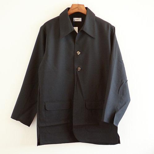 "RANDY Depth ""shirt jacket"" - Black"